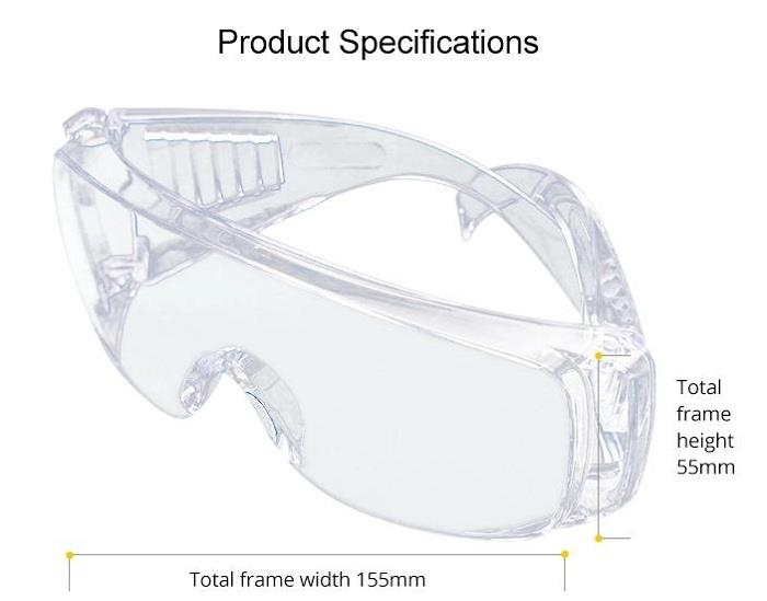 Medical Protective Glasses