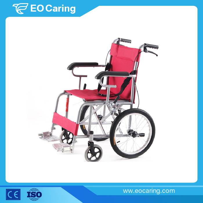 Aluminum Manual Wheelchair