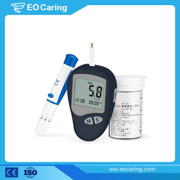 Family Coding Blood Glucose Meter