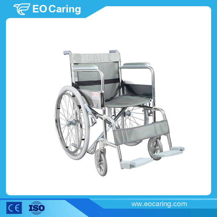 Foldable Manual Wheelchair