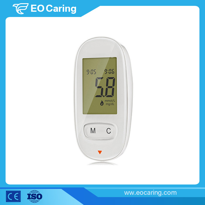 Home Auto Code Blood Glucose Meter