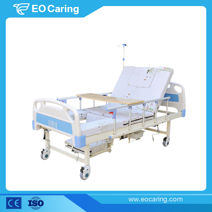 Nursing Manual Hospital Bed