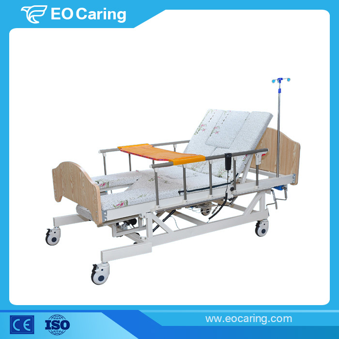 Rotating Electric Hospital Bed