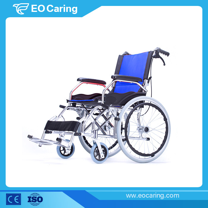 Self-Propelled Manual Wheelchair