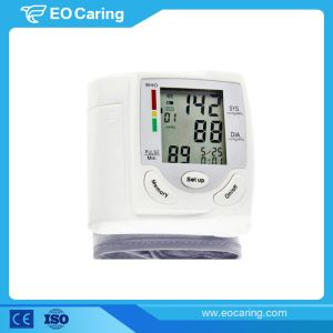 Auto Wrist Blood Pressure Monitor