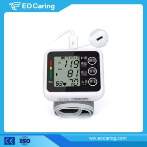 Convenient Wrist Blood Pressure Monitor