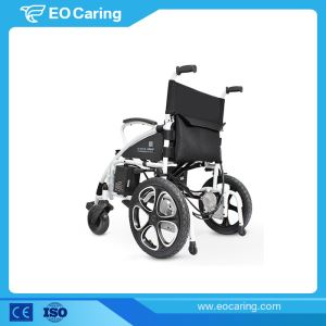 Dual Batteries Electric Wheelchair