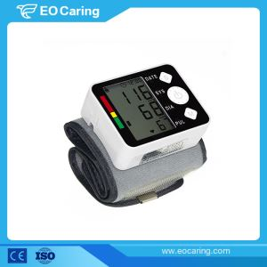 High Accuracy Wrist Blood Pressure Monitor