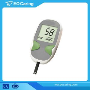 Intelligent Auto Code Blood Glucose Meter