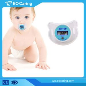 Pacifier Contact Thermometer