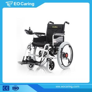 Selectable Electric Wheelchair