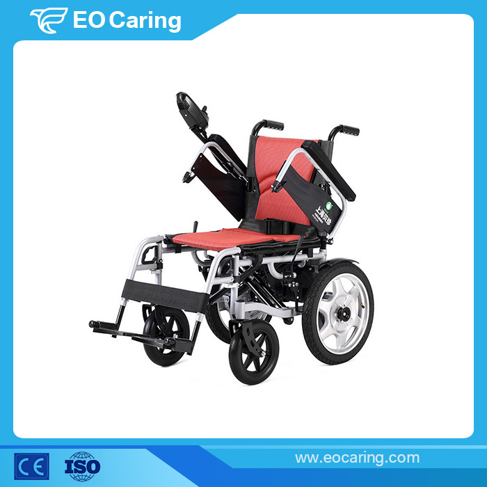 Smart Electric Wheelchair