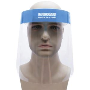 Disposable Medical Full Face Shield